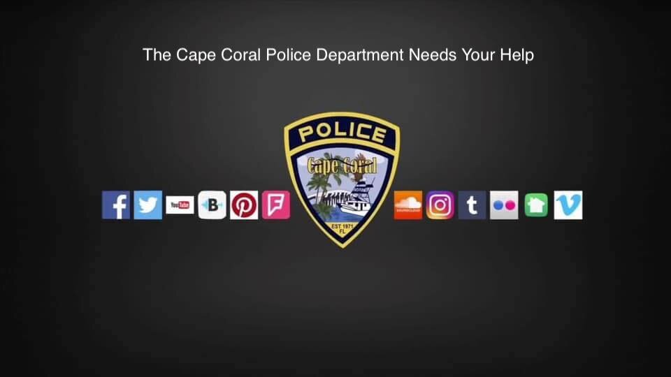 Cape Coral Police Department Need Your Help.jpg