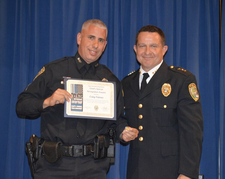 Employees Honored at 2020 CCPD Annual Awards Ceremony
