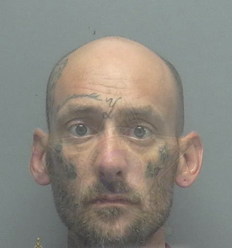 ARRESTED: Christopher Lee Prince, W/M, DOB: 4-10-84, of 1507 SW 20th Avenue, Cape Coral FL. CHARGES: Possession of Methamphetamine, Possession of Drug Paraphernalia, Carrying Concealed Weapon (Unlicensed), Carrying Concealed Weapon as Convicted Felon