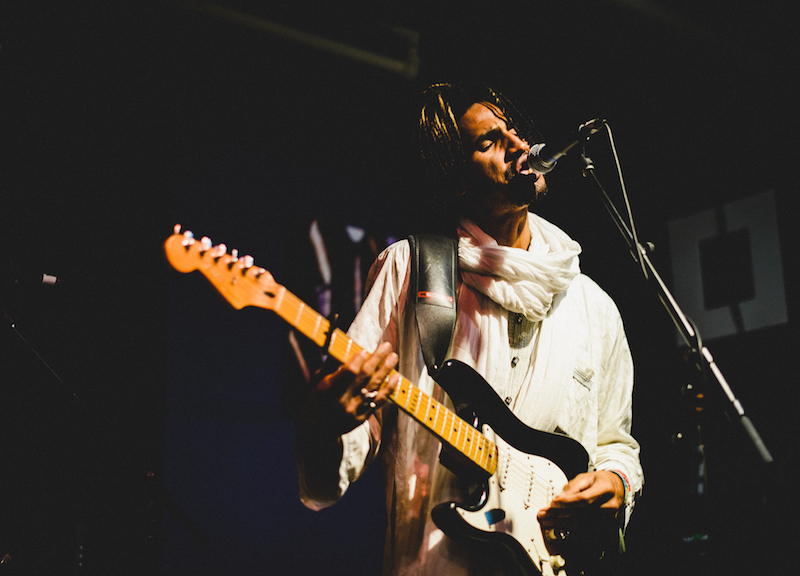 Mdou Moctar - Photo by Nikki Cells, courtesy Pitch Perfect