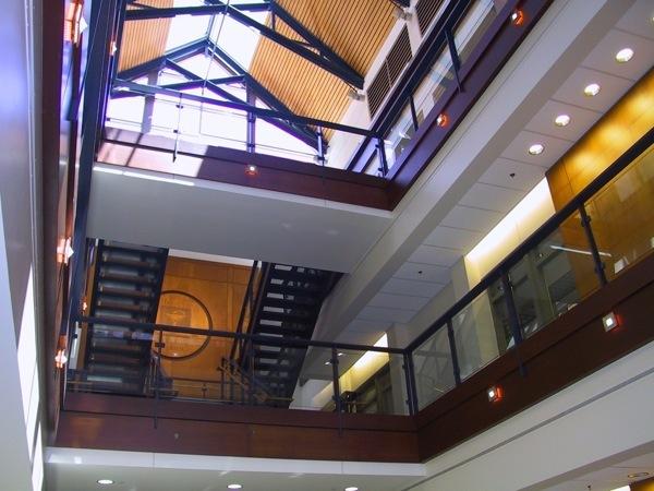 Atrium, Pharmacy Building |  Auburn University