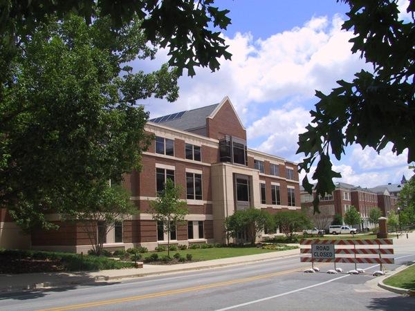Pharmacy Building  | Auburn University