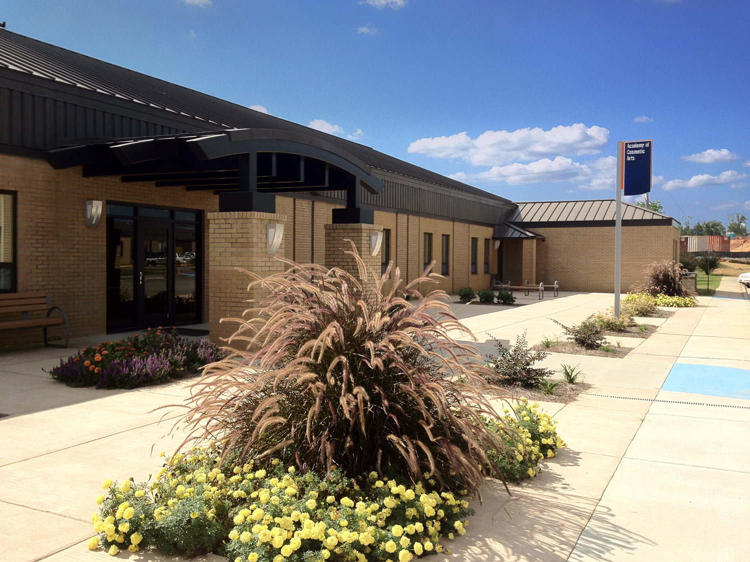 New Entrance  | Academy of Cosmetic Arts, Wallace State Community College