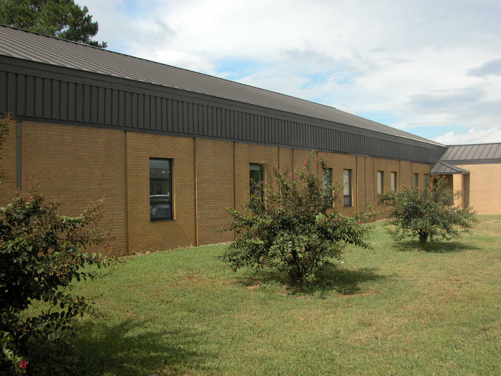 Building Exterior (Before)