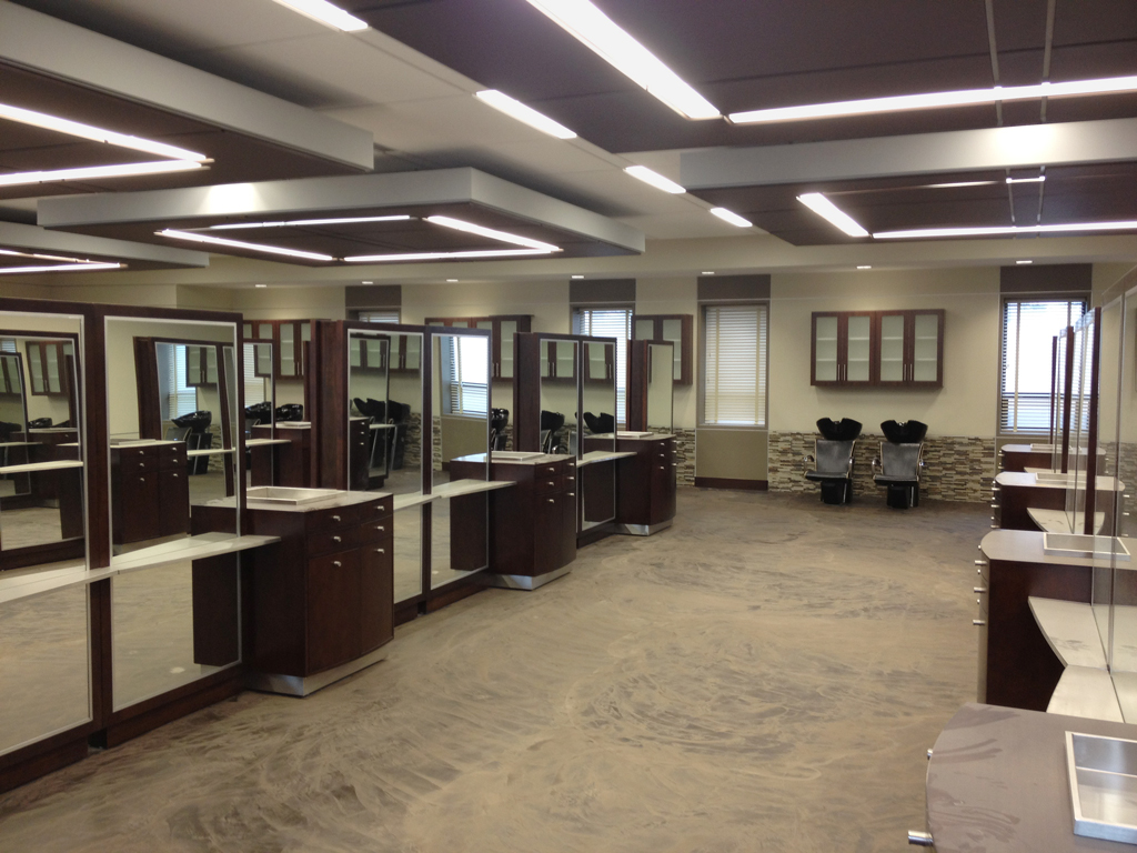 Cosmetology Laboratory (After)