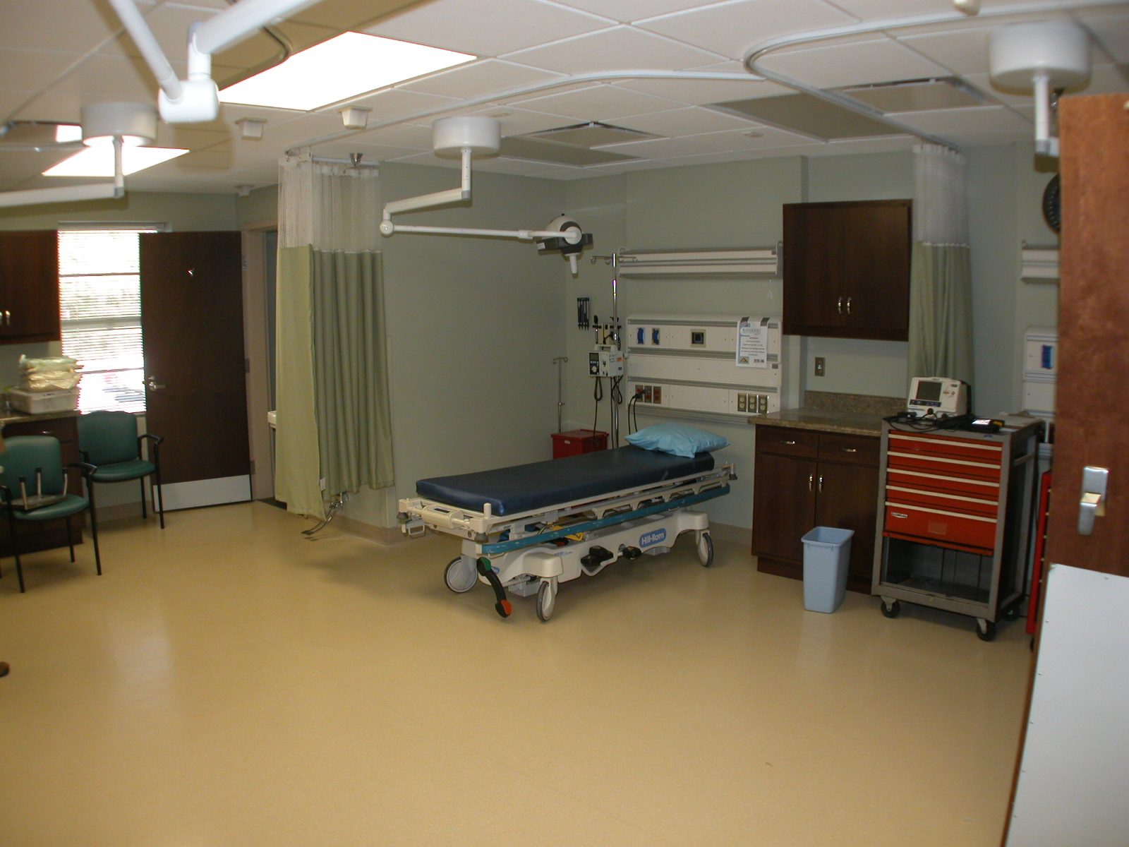 New Emergency Department  |  Randolph Medical Center