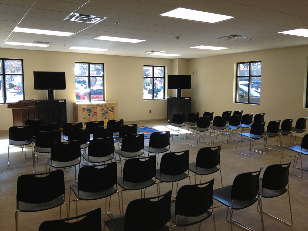 Meeting Room and Children's Worship