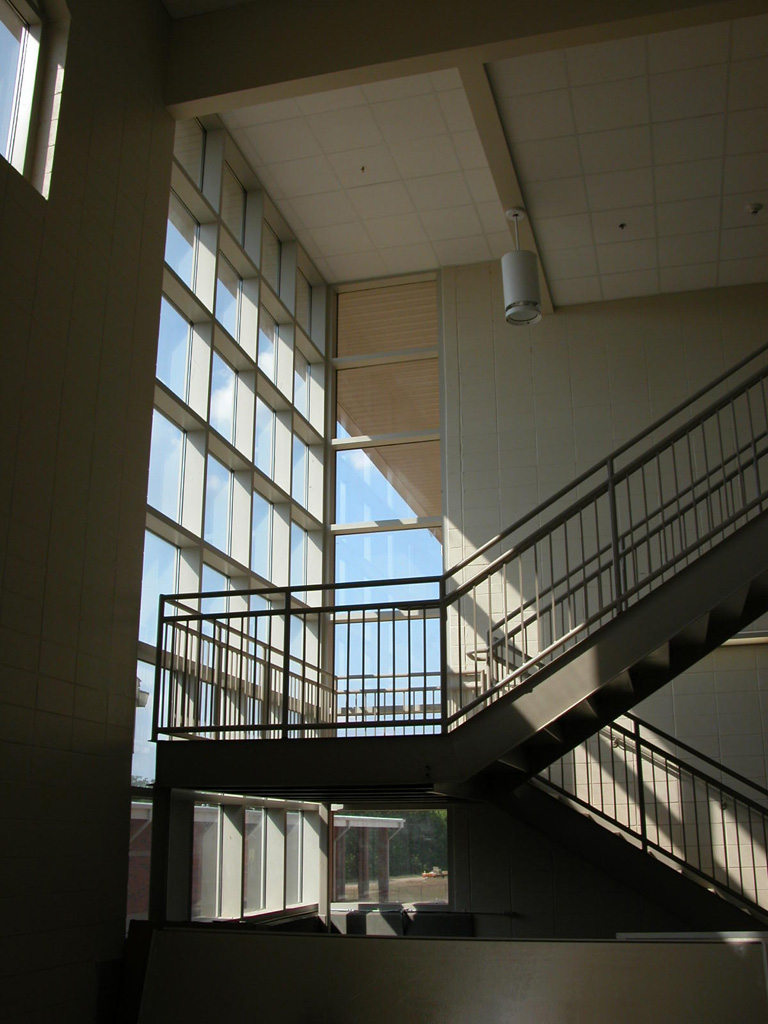 New Wenonah High School