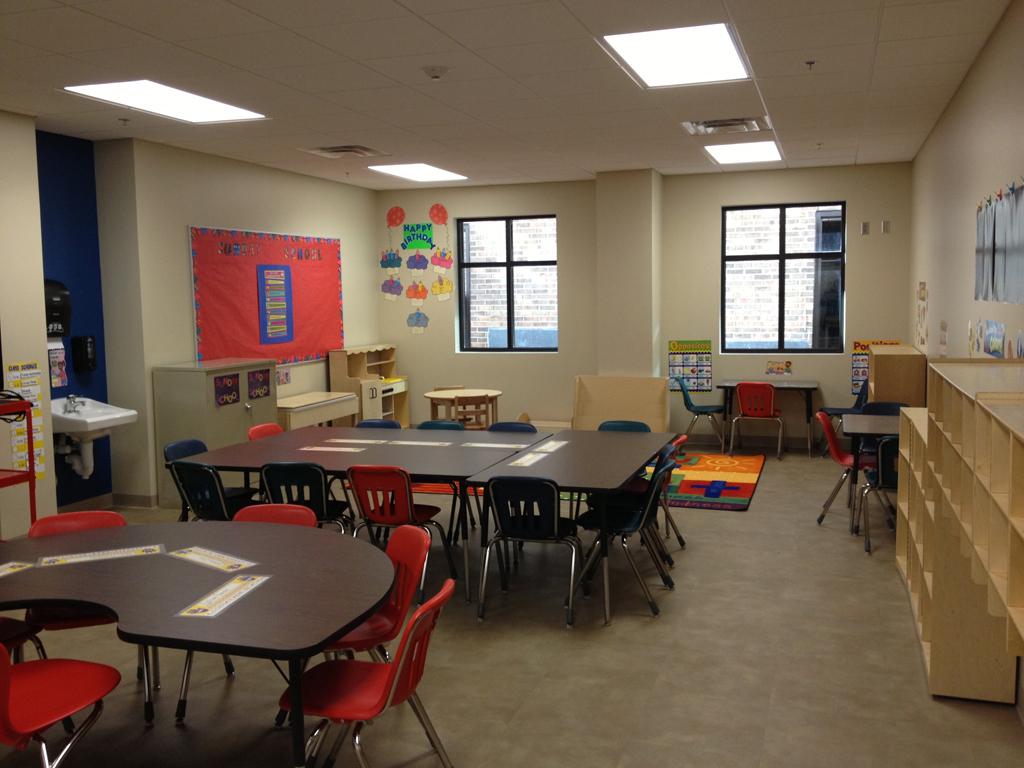 Dayschool Classroom