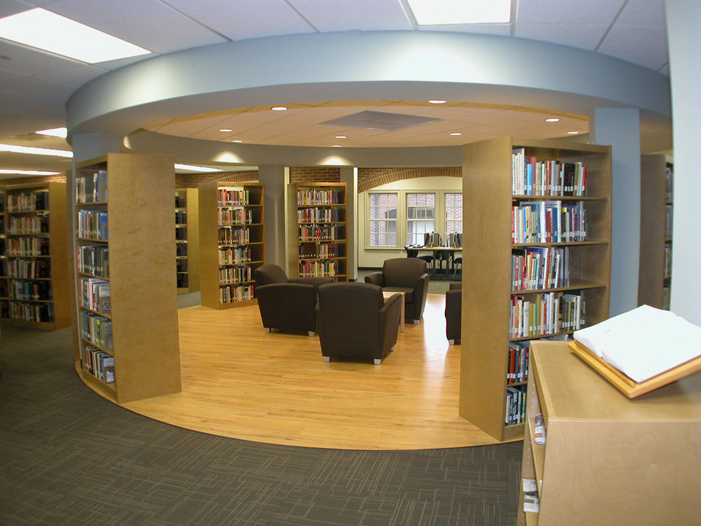 Central Reading Area