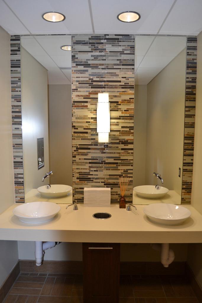 Restroom Lavatory Detail