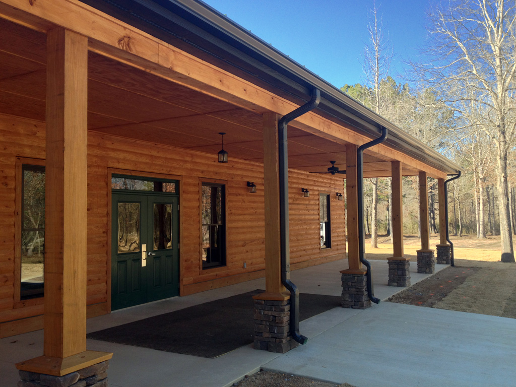 Front Porch   |  TOP Trails Environmental Center