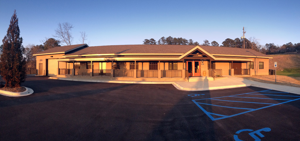Exterior  |  New Missions Building, Riverchase United Methodist Church