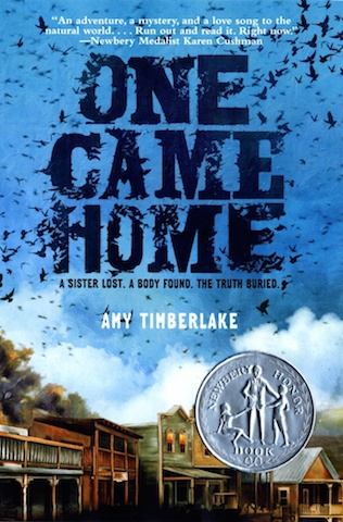 ONE CAME HOME_Newbery LITTLE.jpg