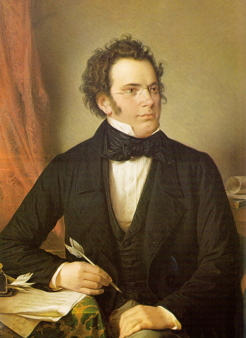 Und, das ist Herr Schubert.