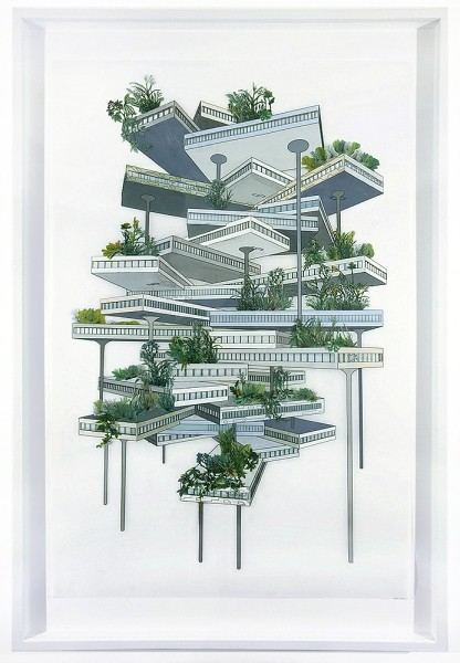 Vertical Garden (Marshes)