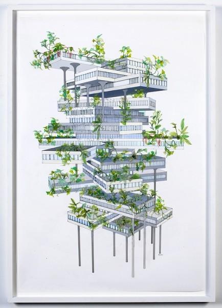 Vertical Garden (Vines)