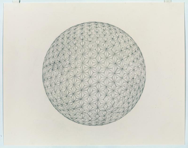 Geodesic Sphere (Day)