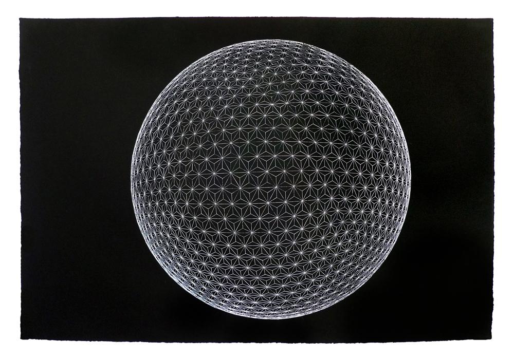 Geodesic Sphere (Night)