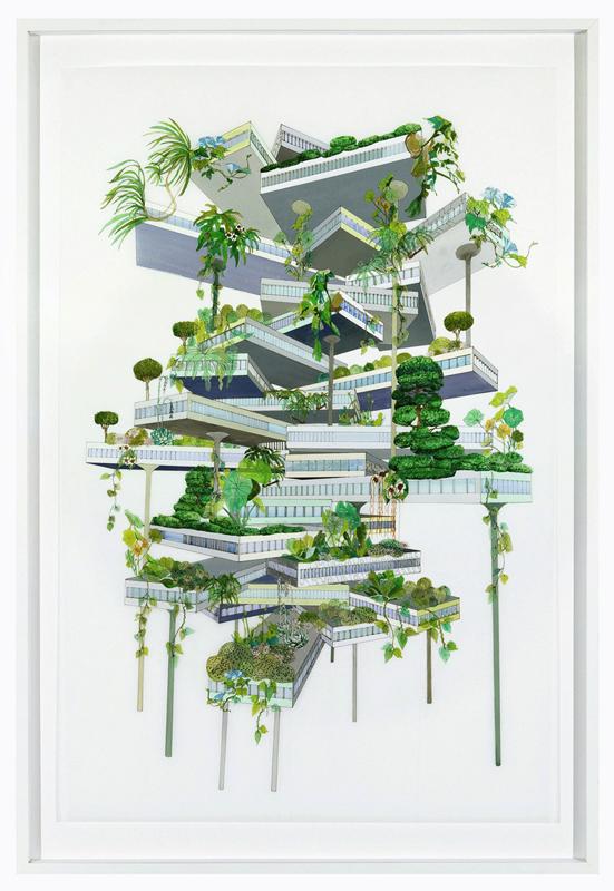 Vertical Garden (Topiaries)