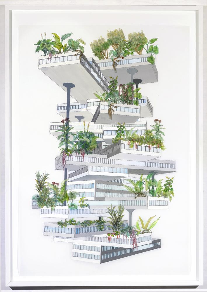 Vertical Garden (Headlands)
