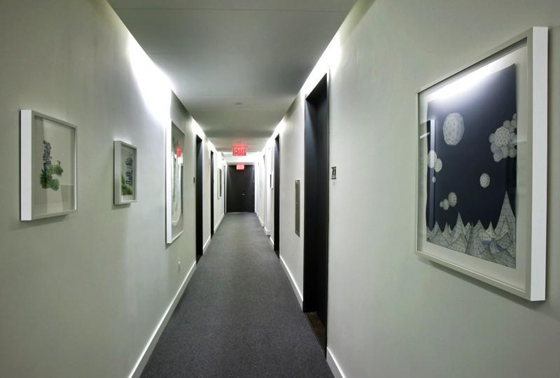 James Hotel, 7th floor, New York, NY