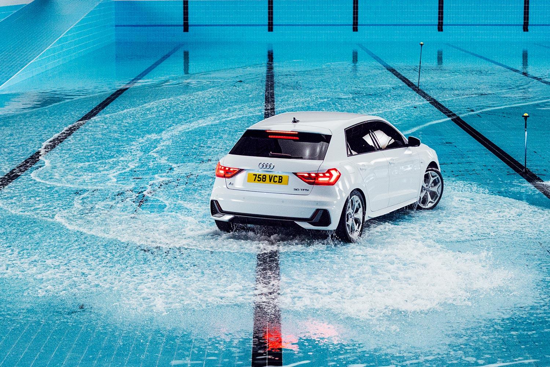 Audi Synchronised Swim