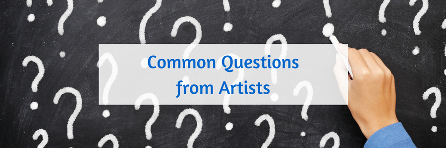 151 Common Questions from Artists.png