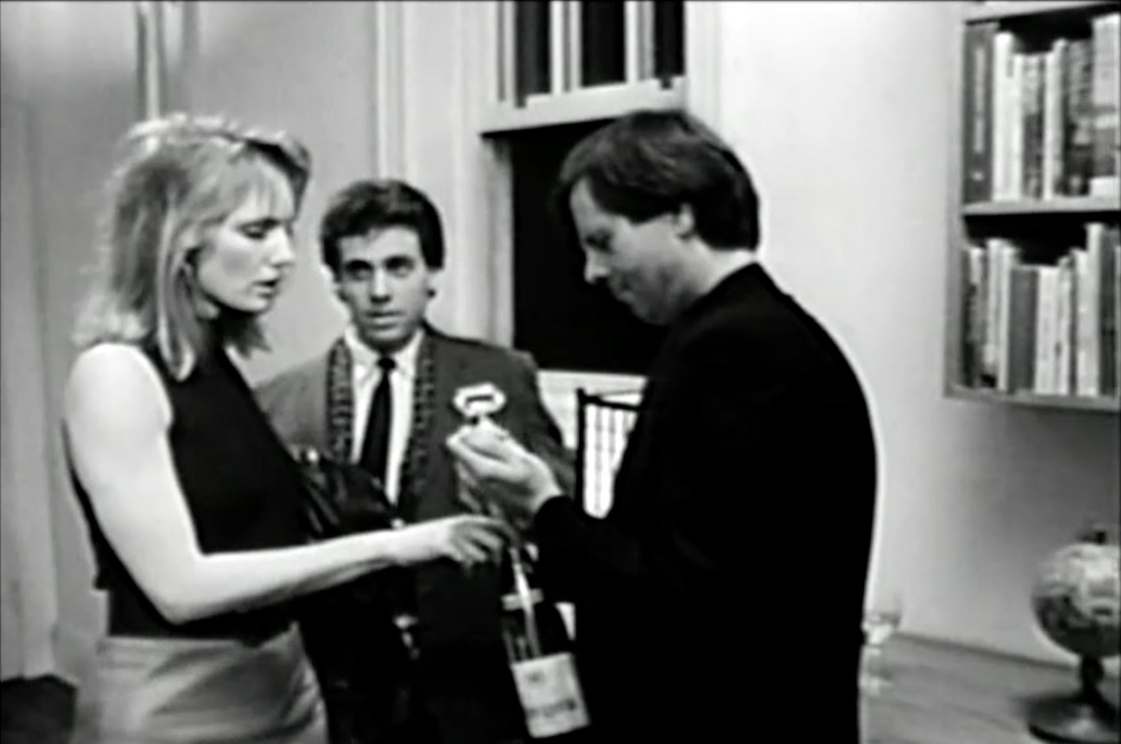 Lisa Emery, Josh Pais and Steve Simpson
