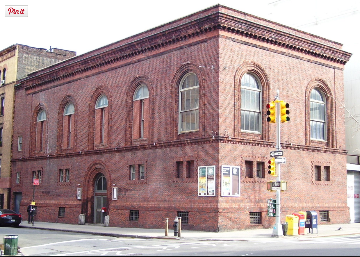 Anthology Film Archives, New York City