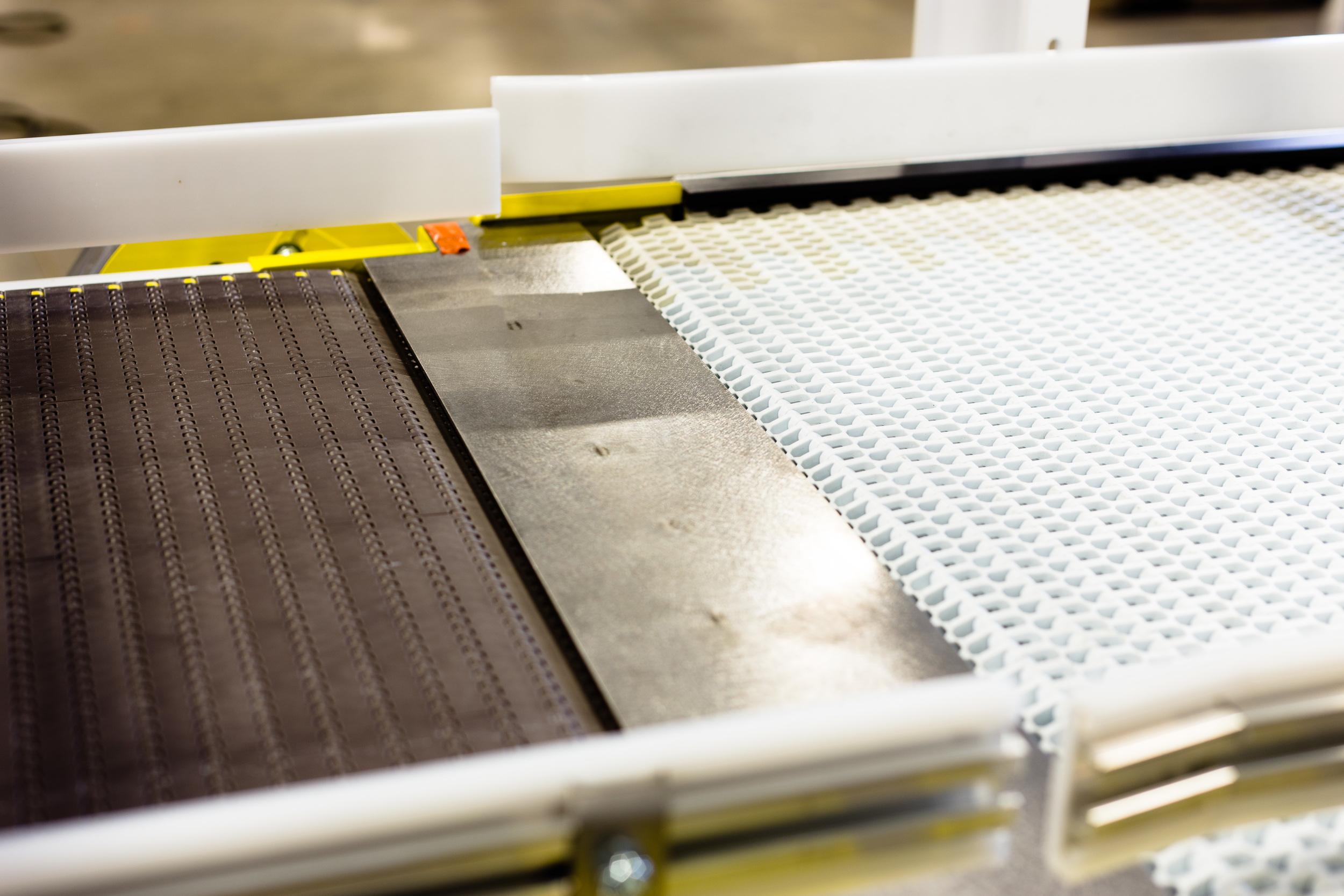 Modular Belt Conveyor Transfer
