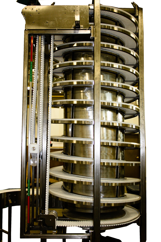 Spiral Vertical Conveyor