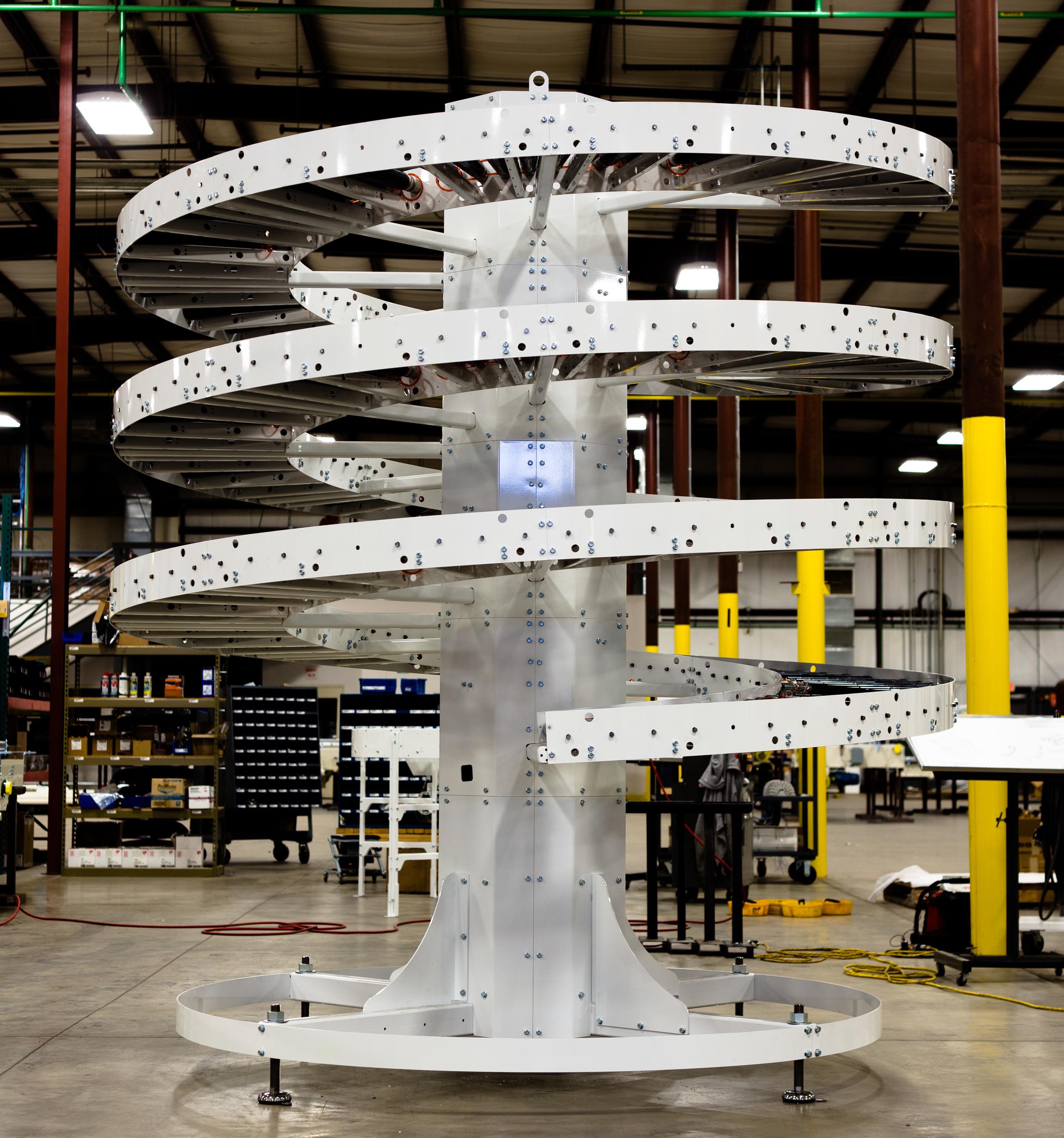 MDR Spiral Conveyor