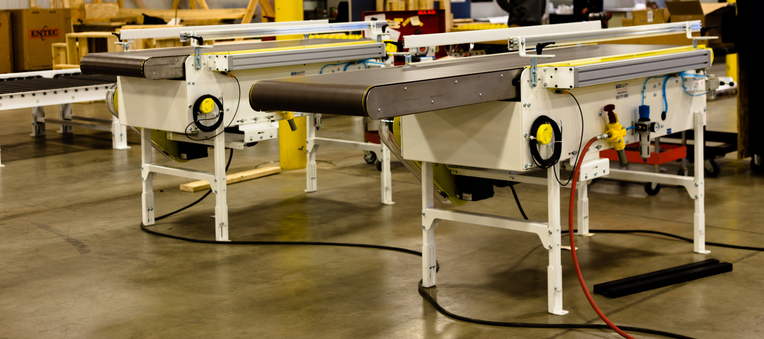 Retractable Conveyors