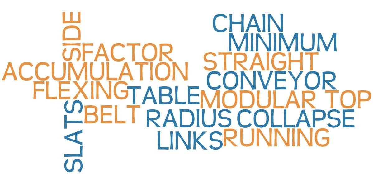Conveyor Terms, Slang, and Jargon