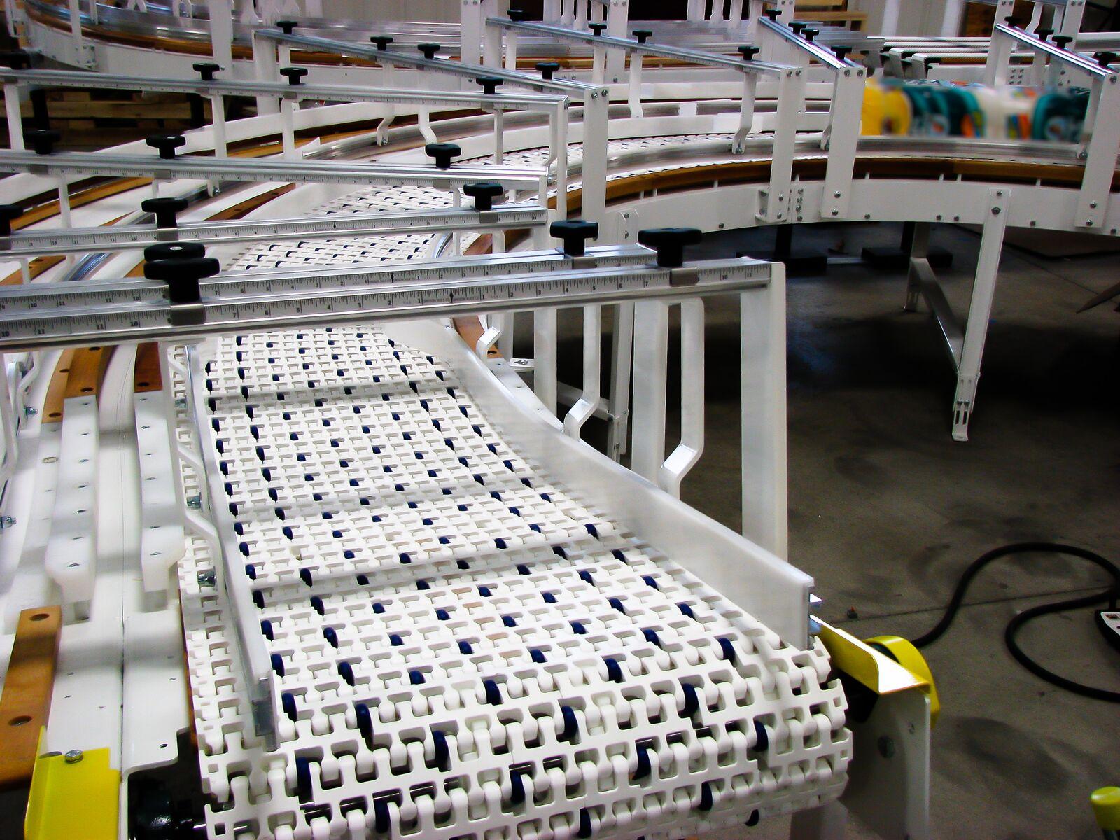 Modular Belt Conveyor