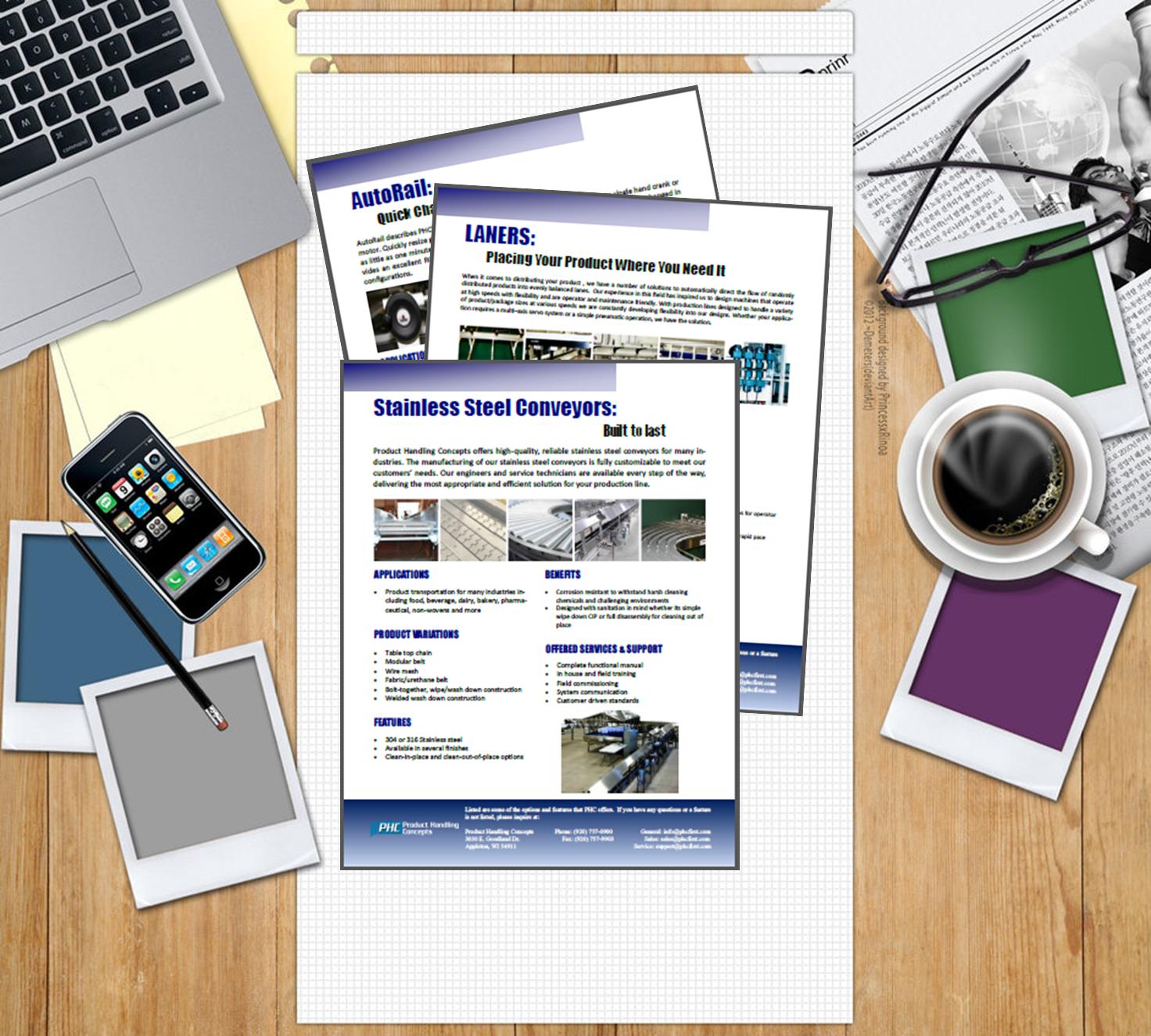 Download Spiral Conveyors Brochure