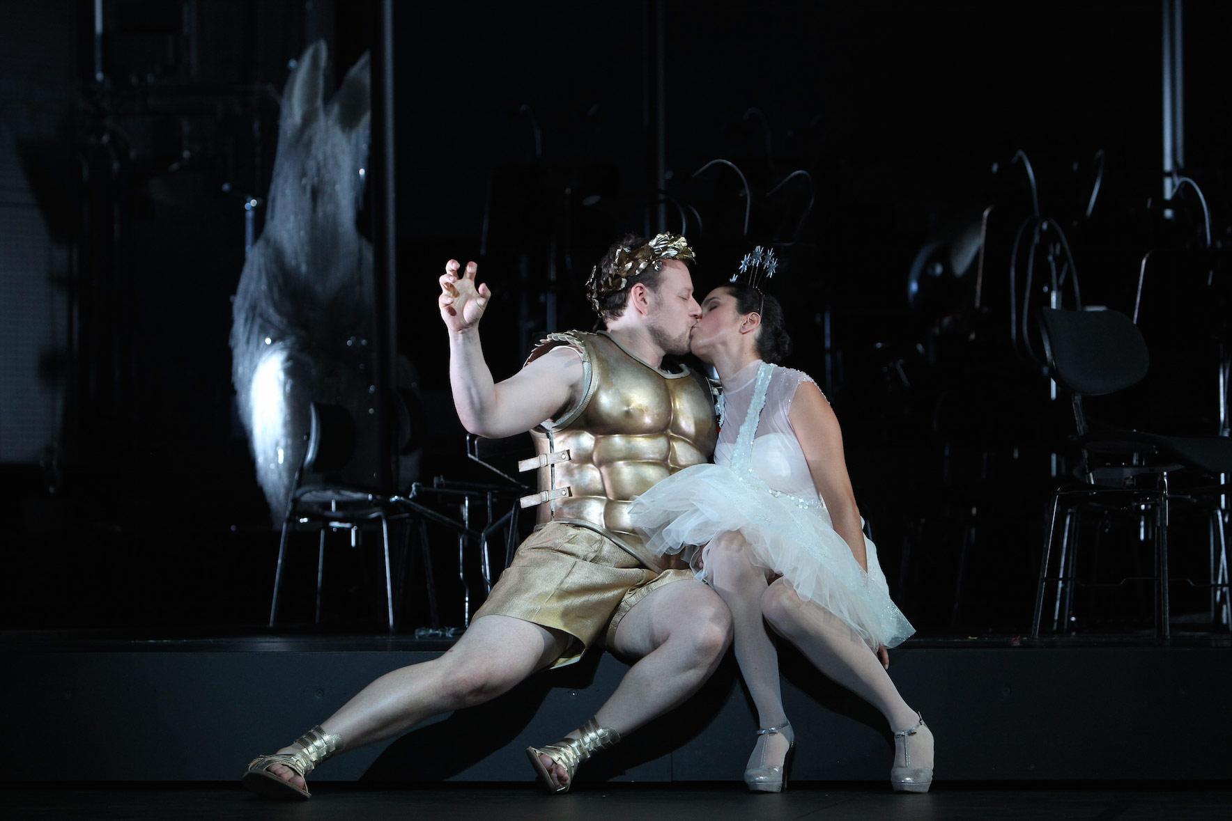 Theater Bremen, Parsifal   with: Nadine Lehner  photo credit: Jörg Landsberg