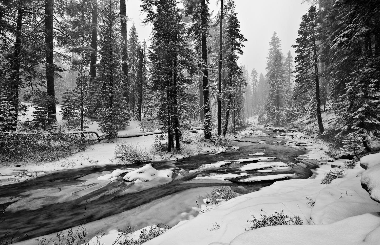 White Yosemite