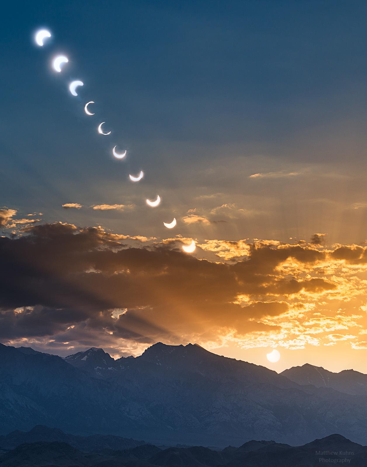 Annular Eclipse
