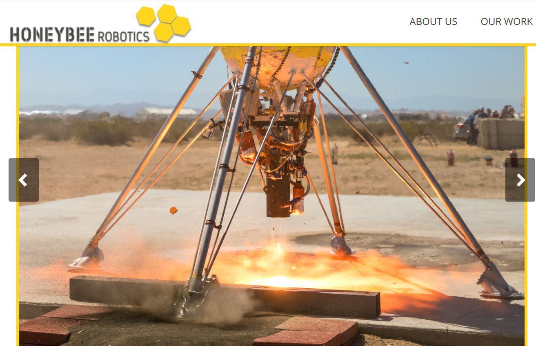 Honeybee Robotics - PlanetVac
