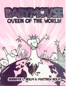 Babymouse - Queen of the World