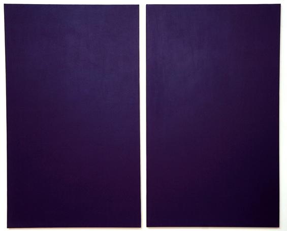 Deep Purple Diptych