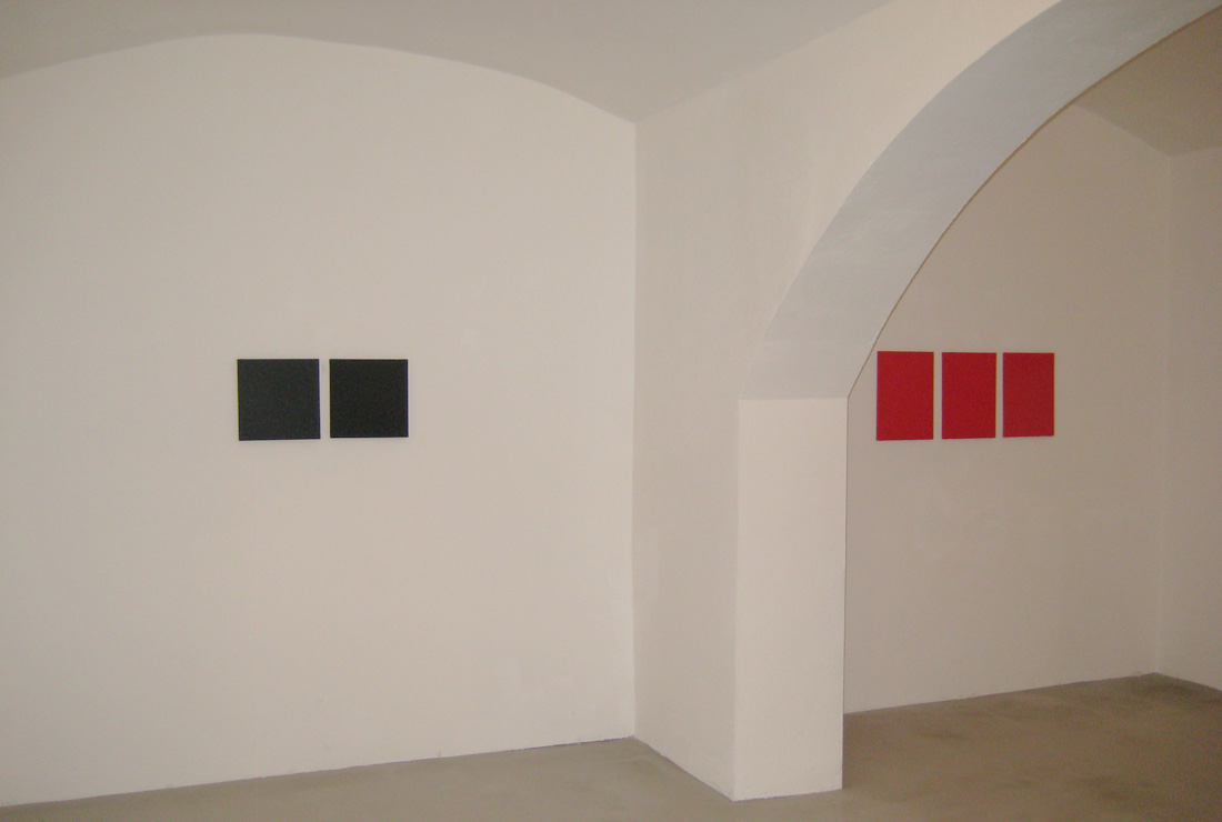 Installation Photo - 2009 Galerie König, Kunsthof, Berlin, Germany