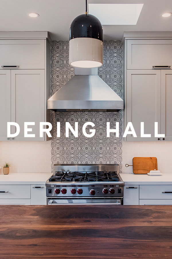 Dering Hall March 2019
