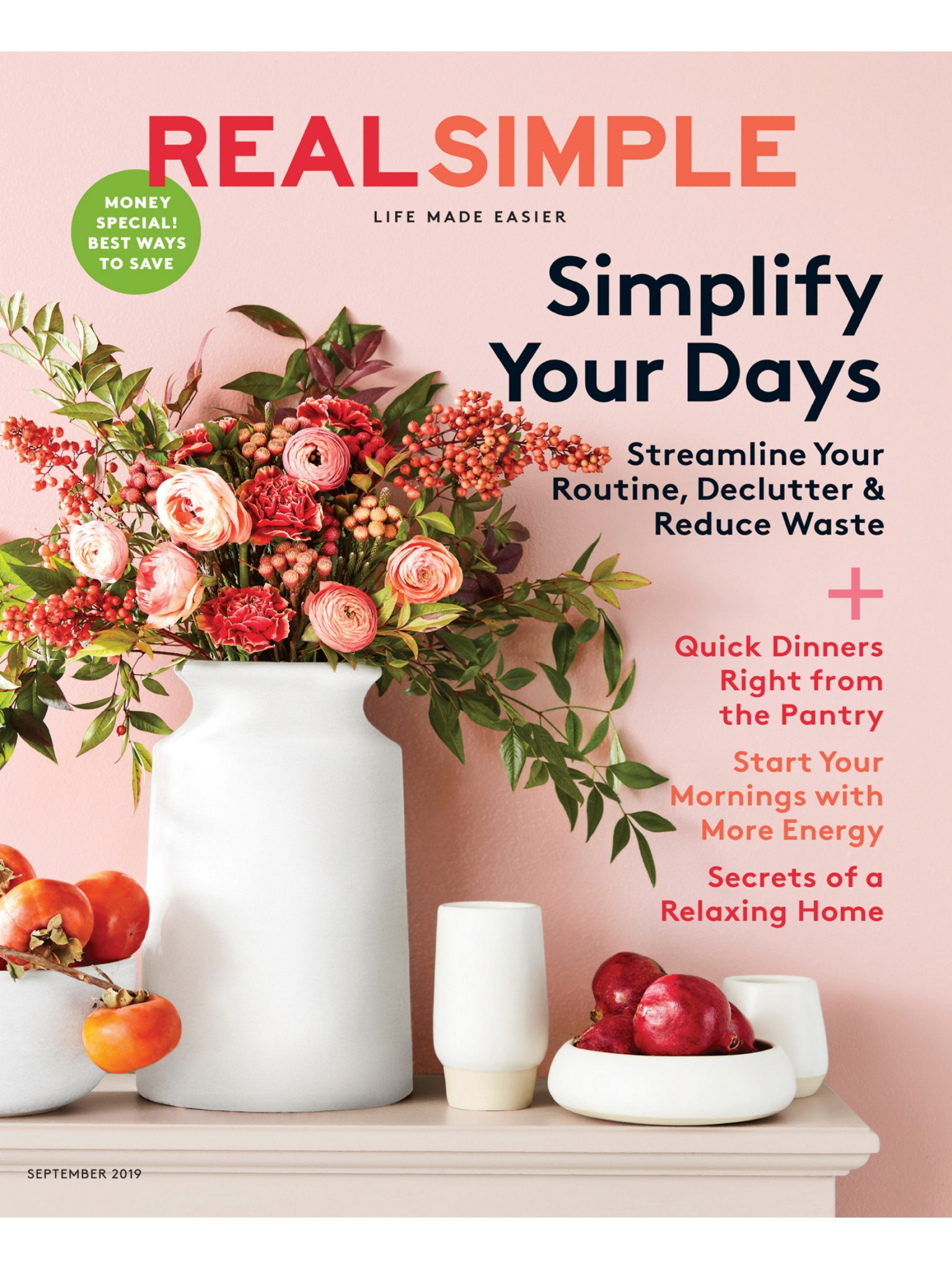 Real Simple Sept 2019