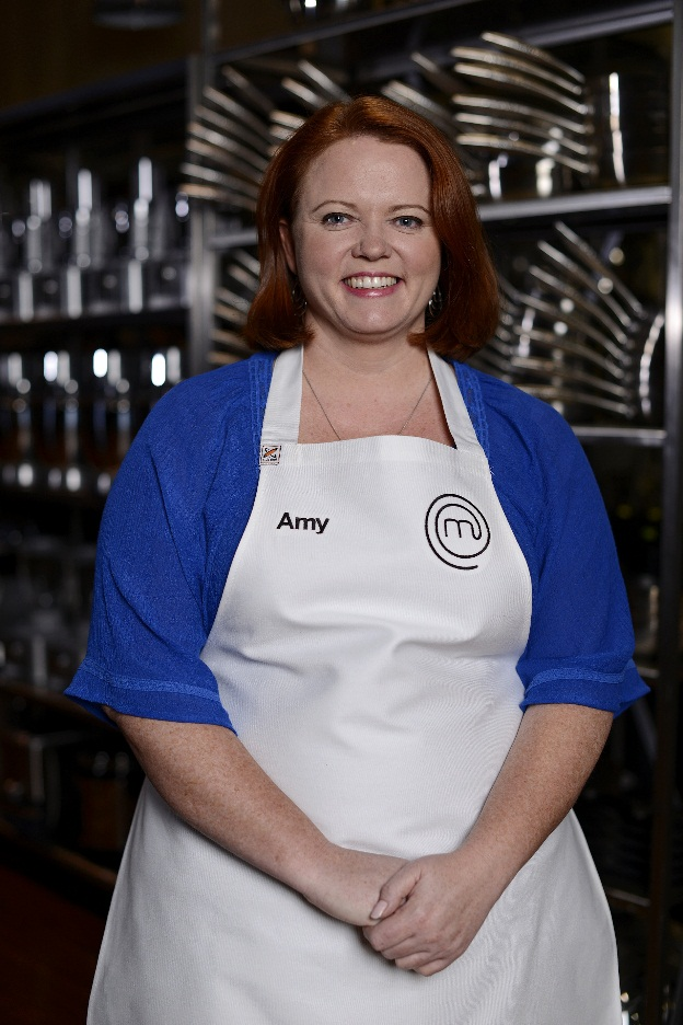 Masterchef Contestant Amy Shields  image supplied