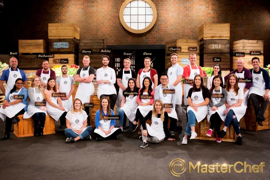 MasterChef Australia 2016 Top 24  Image - Ten