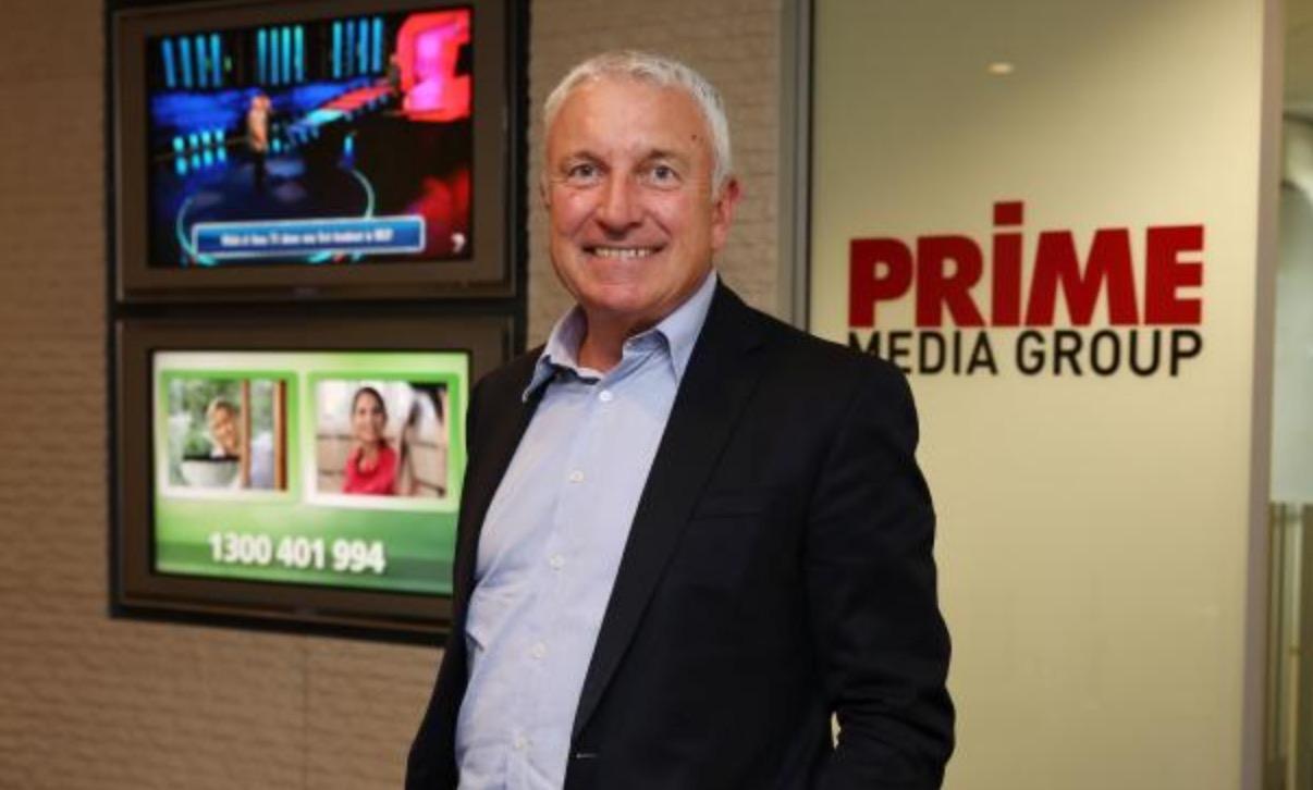 Chairman of PRIME Media Group, John Hartigan  image source - News Corp