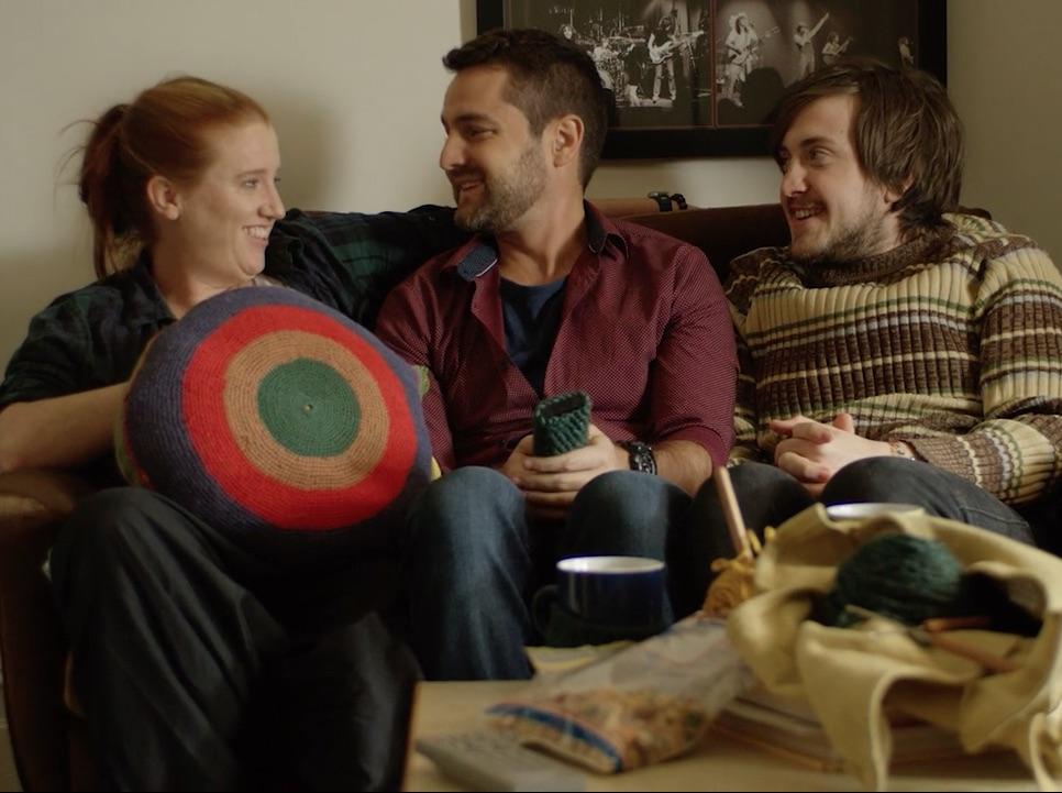 Lost_Tia (Lori Bell), Ivan (Ivan Aristeguieta) and Scott (Nic Krieg)  image - supplied/ABC